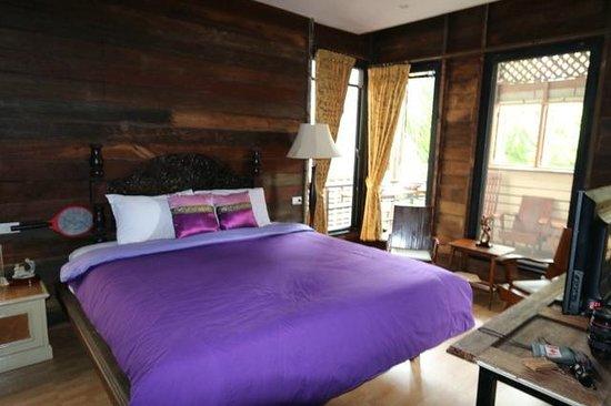Tamarind : Room