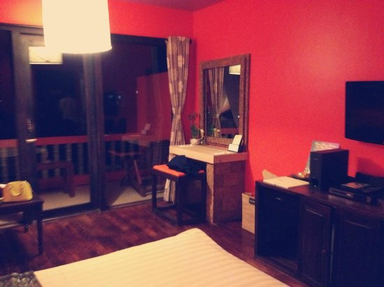 Golden Temple Hotel: room - 3rd floor double with pool view