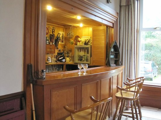 Rowallan House: Bar
