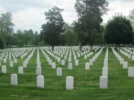 DC by Foot: Arlington National Cemetery