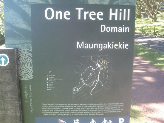 One Tree Hill (Maungakiekie) : One Tree Hill