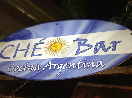 Che Bar & Cocina Argentina: Great Find!