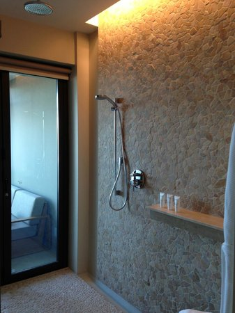 Andaz Peninsula Papagayo Resort: Shower