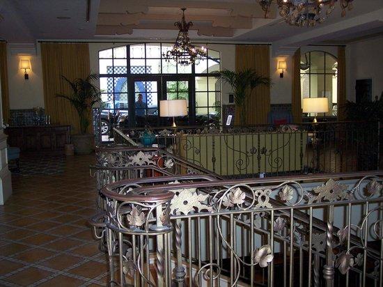 Kimpton Canary Hotel: Lobby