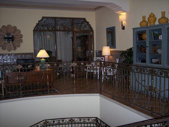 Kimpton Canary Hotel: Lobby 2