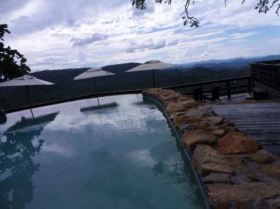Bongani Mountain Lodge : Pool