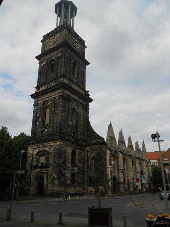 Aegidienkirche : Steeple