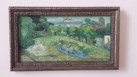 Fine Arts Museum (Kunstmuseum): Van Gogh:il giardino di Daubigny