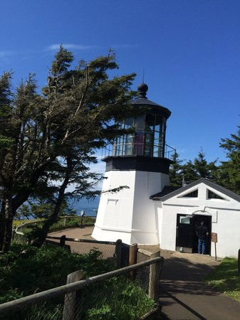 Cape Meares Lighthouse and Wildlife Refuge: Lighthouse