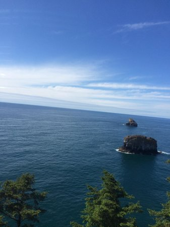 Cape Meares Lighthouse and Wildlife Refuge: Beautiful views