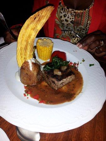 Meliá Caribe Tropical: Amazing food