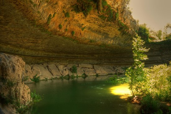 Dripping Springs, TX: Hamilton Pool Preserve
