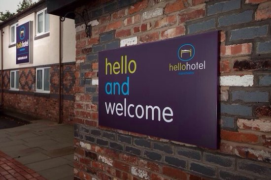 Hello Hotel Manchester : For last minute deals and availability give us a call on 0870 861 5000