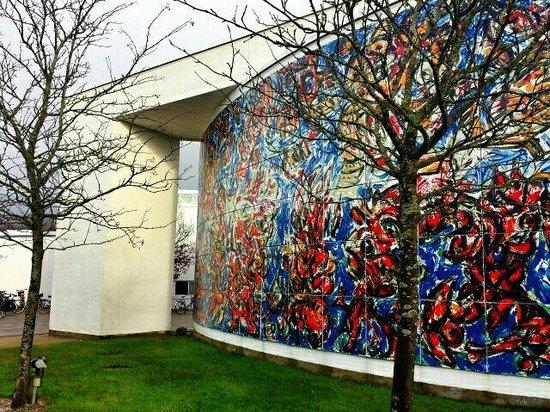Herning, Dania: Fall in Birk Center Park