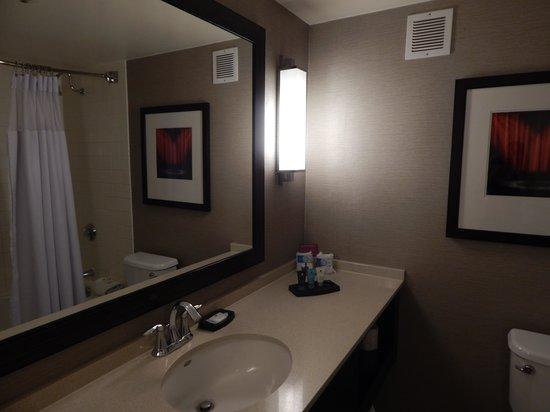 Crowne Plaza Los Angeles International Airport Hotel: Bad