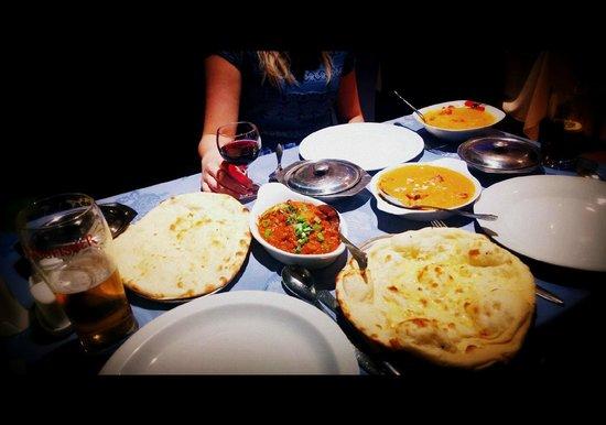Spicy Vujon: So much food! I love it!