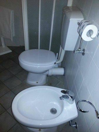 """Hotel Locanda """"La Lanterna"""" : bagno"""