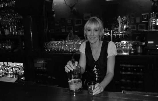 The Palace: Martha the Bartender