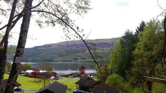 Loch Tay Highland Lodges: loch tay