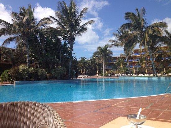 Club Drago Park Hotel : Hotel pool