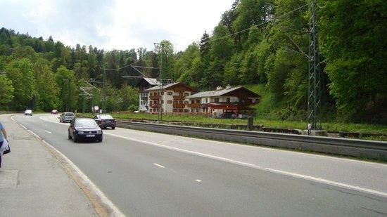 Gästehaus Achental: Отель