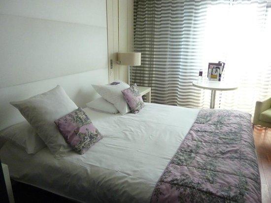 Mercure Dieppe la Presidence : My room