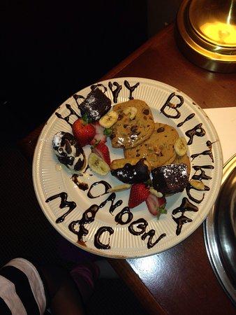 Sheraton Bucks County Hotel: Daughter's birthday surprise!