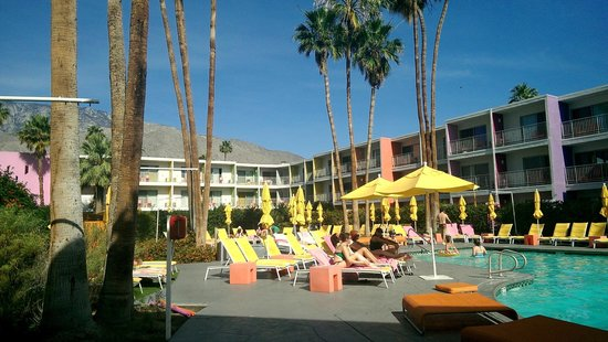 The Saguaro Palm Springs: Pool