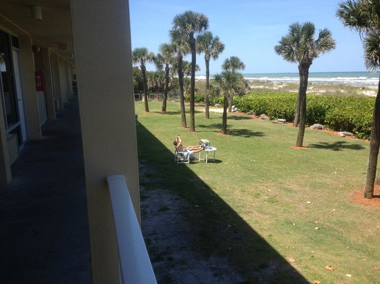 International Palms Resort & Conference Center Cocoa Beach: View From our room