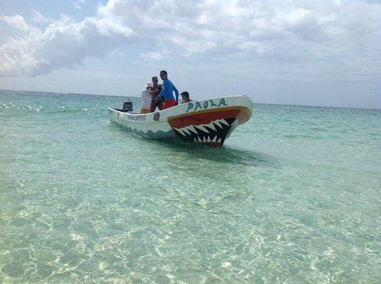 Kabah-na Eco Resort: Parada entre inmersiones