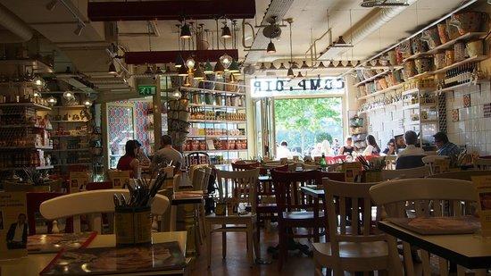 Comptoir libanais kingston upon thames 2a riverside wlk - Comptoir restaurant london ...