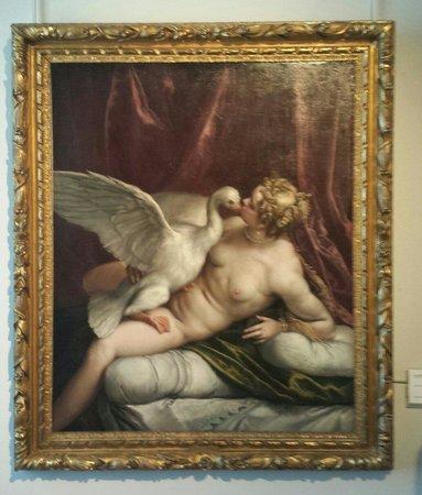 Musée Fesch : Leda ed il cigno di Paolo Veronese