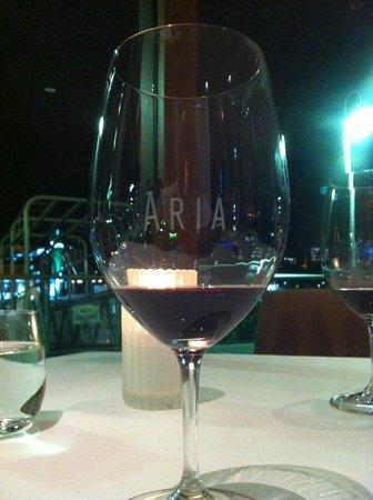 Aria Brisbane: Wine