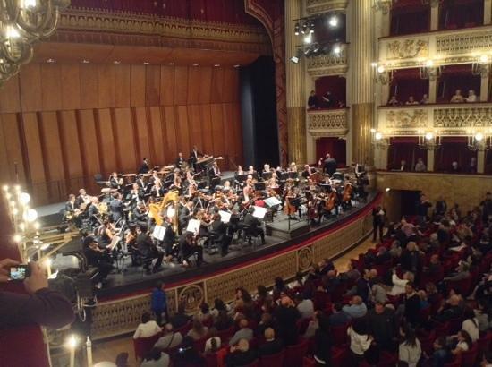 Teatro di San Carlo: san carlo