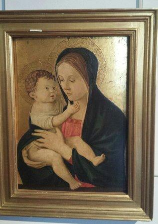 Musée Fesch : Giovanni Bellini:la Madonna col Bambino