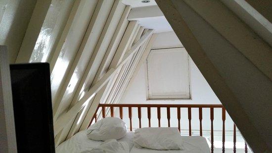 Hotel Amstelzicht : schlafbereich