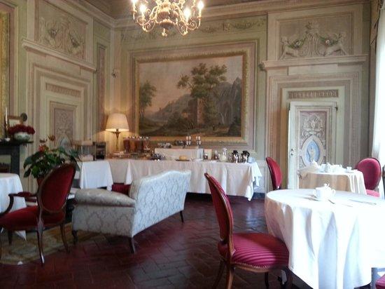 Palazzo Niccolini al Duomo: Lounge come Breakfast room