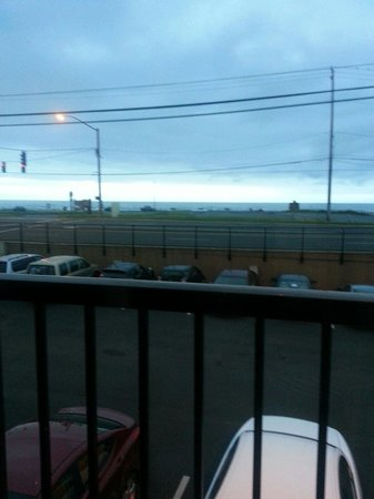 Inn at Lincoln City: View from our room