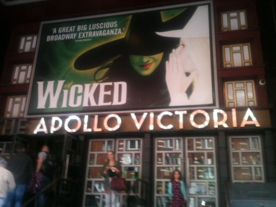 Wicked the Musical: Awesome