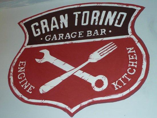 Gran Torino Garage Bar: bar