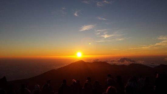 Maui Sunriders: Beautiful sunrise