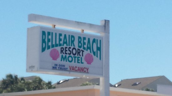 Belleair Beach Resort: Very comfortable