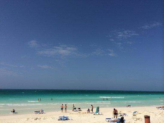 Hotel Playa Cayo Santa Maria : Spiaggia