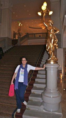 Corinthia Hotel Budapest : hall