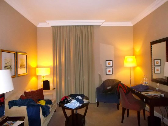 Corinthia Hotel Budapest : camera