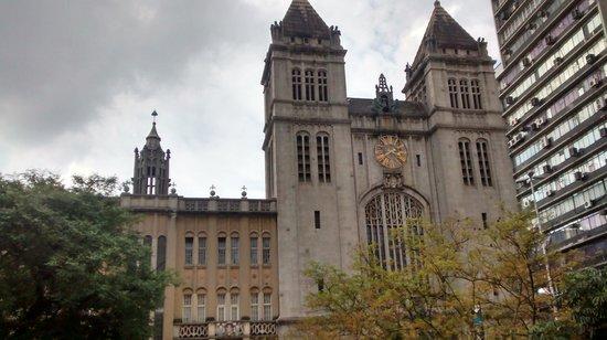 Mosteiro De Sao Bento: frente
