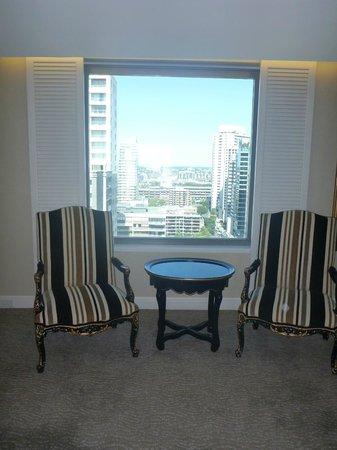 Stamford Plaza Brisbane: Sitting area