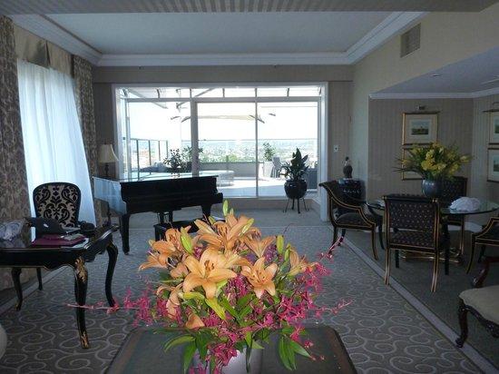 Stamford Plaza Brisbane: Sitting Room