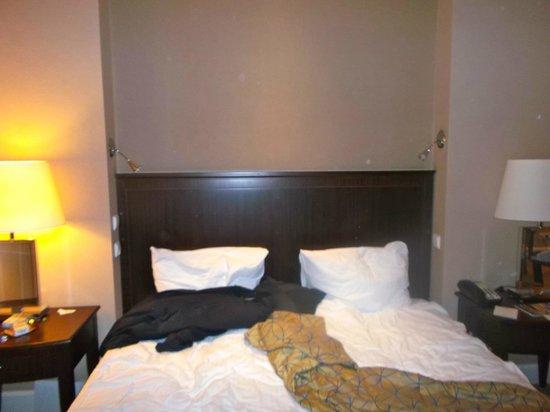 Corinthia Hotel Budapest: letto