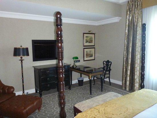 Stamford Plaza Brisbane: Bedroom